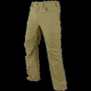 Оригинал Тактические стрейчевые штаны Condor Cipher Pants 101119 40/32, Stone