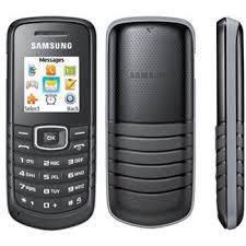Мобильный телефон Samsung E1080 black, фото 2