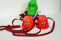 Ходулі на мотузках. Пара, фото 1