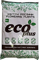 Торфяной субстрат «Цветущие растения» 6 л.
