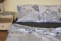 Двуспальное постельное бельё Голд бязь люкс, фото 1