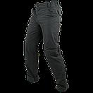 Оригинал Штани тактические стрейчевые Condor Odyssey Pants 101108 30/30, Чорний, фото 4