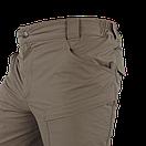 Тактичні стрейчеві штани Condor Odyssey Pants 101108 32/30, Чорний, фото 6