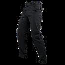 Оригинал Штани тактические стрейчевые Condor Odyssey Pants 101108 38/34, Чорний, фото 5
