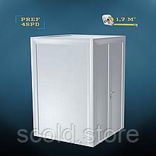Холодильна камера SCold PreF-4SPD