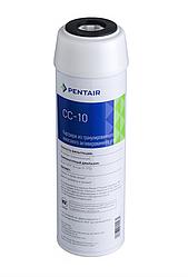 Елемент фільтруючий з гранульованим кокосовим вугіллям Pentek CC-10