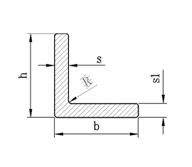 Уголок 20х20х1,5, без покрытия