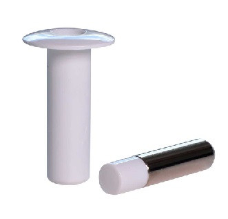 Магнитный дверной стопор Fantom Premium Белый