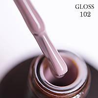 Gloss Гель лак 102