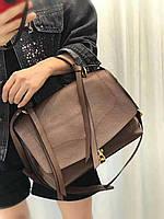 Женская кожаная сумка Люкс , сумки через плечо кросс боди натуральная кожа, фото 1