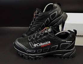Кроссовки Columbia Montrail арт 20713 (мужские, черные), фото 2