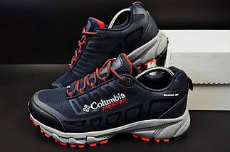 Кроссовки Columbia Montrail арт 20712 (мужские, синие), фото 2