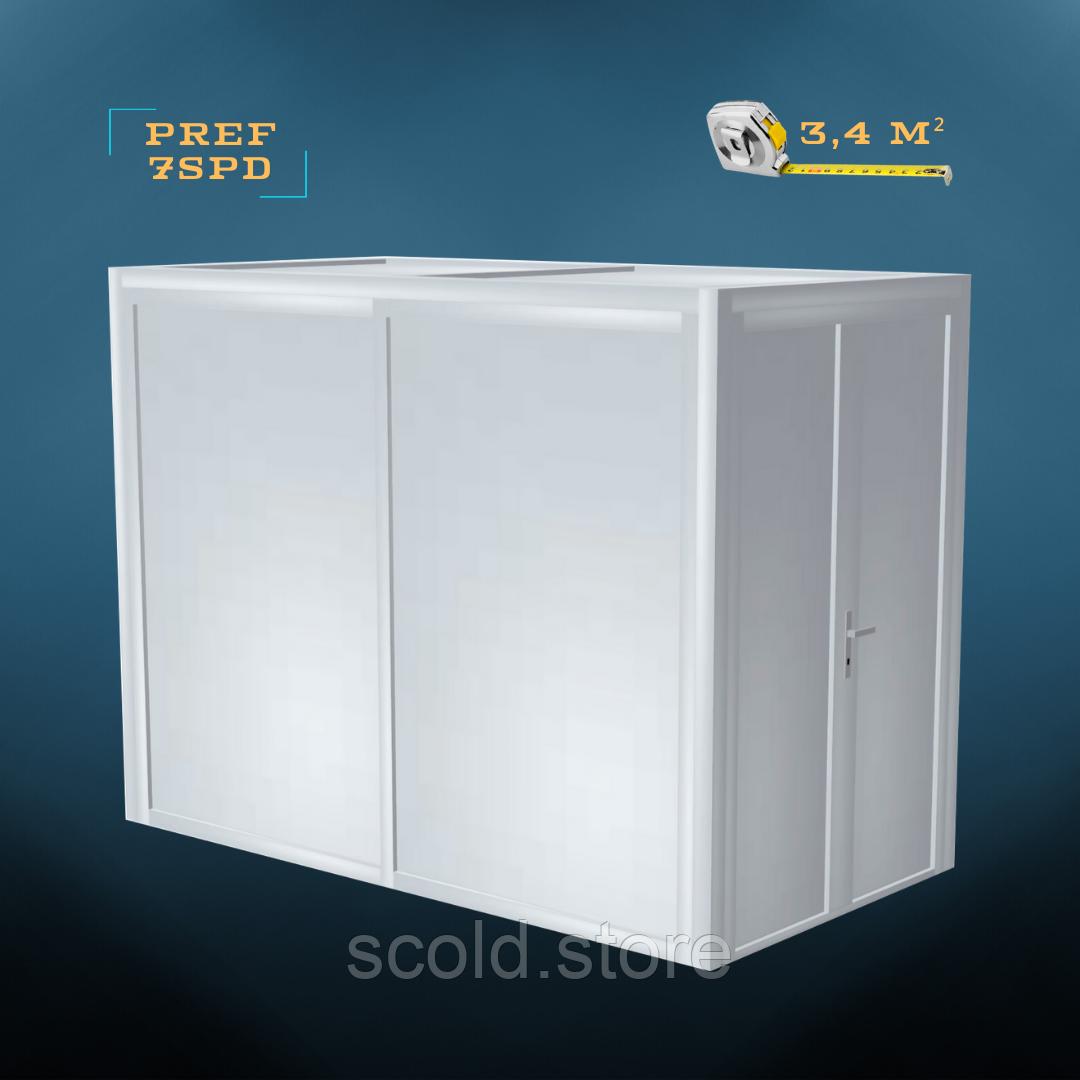 Холодильна камера SCold PreF-7SPD