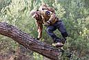 Оригинал Летний тактический свитер с капюшоном Pentagon PENTATHLON K08023 X-Large, Койот (Coyote), фото 6
