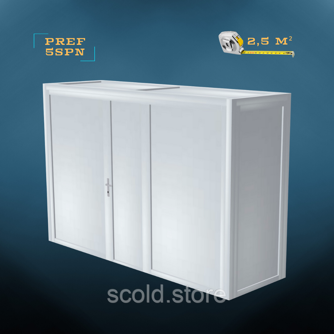 Холодильна камера SCold PreF-5SPN