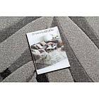 Ковер Лущув Feel 80x150 см серый прямоугольный (MO094), фото 2