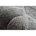 Ковер Лущув Feel 80x150 см серый прямоугольный (MO094), фото 3