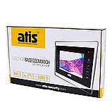 Цветной видеодомофон Atis AD-720HD Черный, фото 6