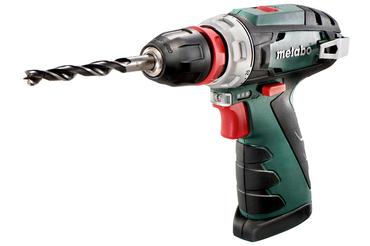 PowerMaxx BS Quick Basik Акумуляторний дриль-шуруповерт (каркас)