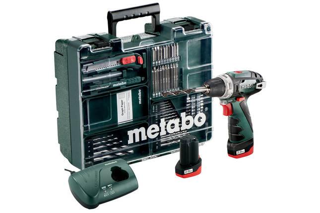 PowerMaxx BS Basic Set  Акумуляторний дриль-шуруповерт , фото 2