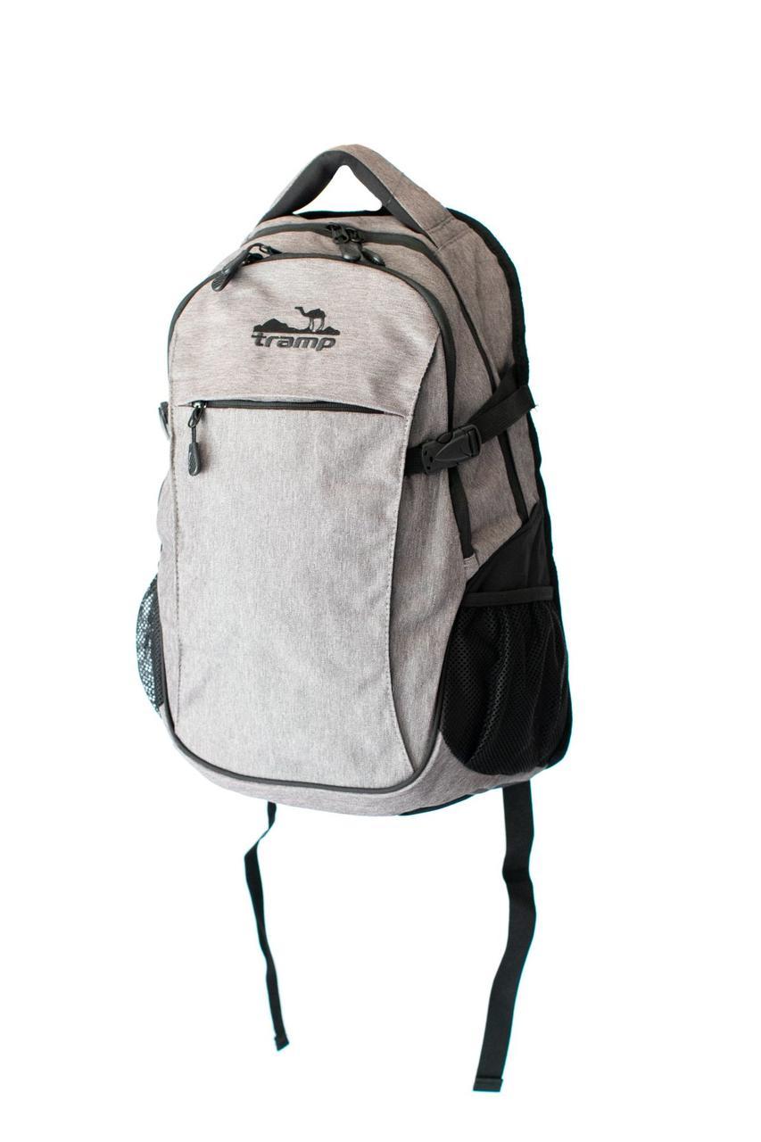 Рюкзак Clever серый 25 л.