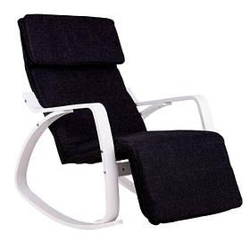 Кресло качалка Goodhome TXRC-03 White, 120кг