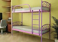 Двухъярусная металлическая кровать Верона Дуо / Verona Duo, фабрика Метакам