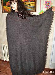 Оренбургский пуховый платок ручной работы 140х140 см.