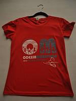Шовкотрафаретний друк на футболках, майках, сумках