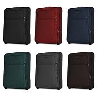 Тканевые чемоданы Fly 8049 на 2-х колесах