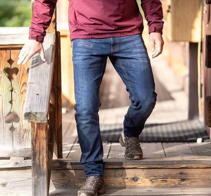 Тактичні джинси Pentagon ROGUE Jeans K05028 33/30, Indigo Blue