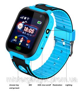 Дитячі годинники A25S c GPS Smart Baby Watch