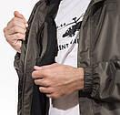 Оригинал Мембранна тактическая утепленная куртка Pentagon ATLANTIC 2.0 PLUS K07011 Large, Койот (Coyote), фото 8