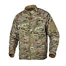 Оригинал Зимняя тактическая куртка Helikon-Tex WOLFHOUND JACKET (CLIMASHIELD®APEX 67G) KU-WLF-NL Large, Shadow, фото 6