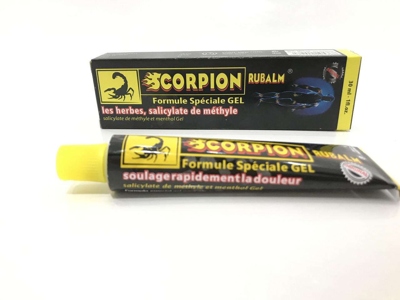 """Мазь для суглобів """"скорпіон"""""""