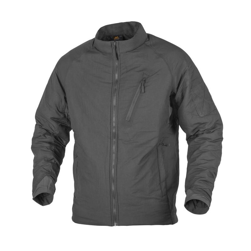 Оригинал Зимняя тактическая куртка Helikon-Tex WOLFHOUND JACKET (CLIMASHIELD®APEX 67G) KU-WLF-NL X-Large, Camogrom®