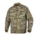 Оригинал Зимняя тактическая куртка Helikon-Tex WOLFHOUND JACKET (CLIMASHIELD®APEX 67G) KU-WLF-NL X-Large, Camogrom®, фото 6