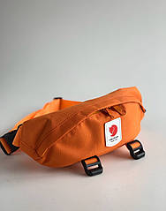 Поясная сумка Бананка Fjällräven Ulvo Hip Pack Medium Orange