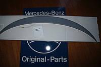 Mercedes CLA C117 C 117 сабля спойлер на багажник под покраску новый оригинал