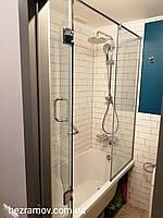 Душевые перегородки на ванную