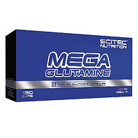 Глютамин Scitec Mega Glutamine 120 капсул