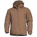 Оригинал Зимняя утепленная мембранная тактическая куртка Pentagon LCP .THE ROCK. (PrimaLoft®Eco+Storm|Tex) K01004-2.0 Large, Койот (Coyote), фото 4