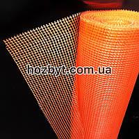 Сетка строительная 5х5мм 160г/м2, фасадная армирующая (стелковолоконная щелочестойкая)