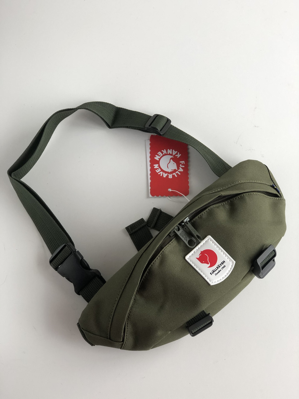 Поясная сумка Бананка Fjällräven Ulvo Hip Pack Medium Khaki