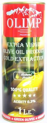 Олія оливкова 1л. ІТАЛІЯ