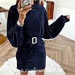 """Жіноче плаття з вельвету """"Monica"""", фото 7"""