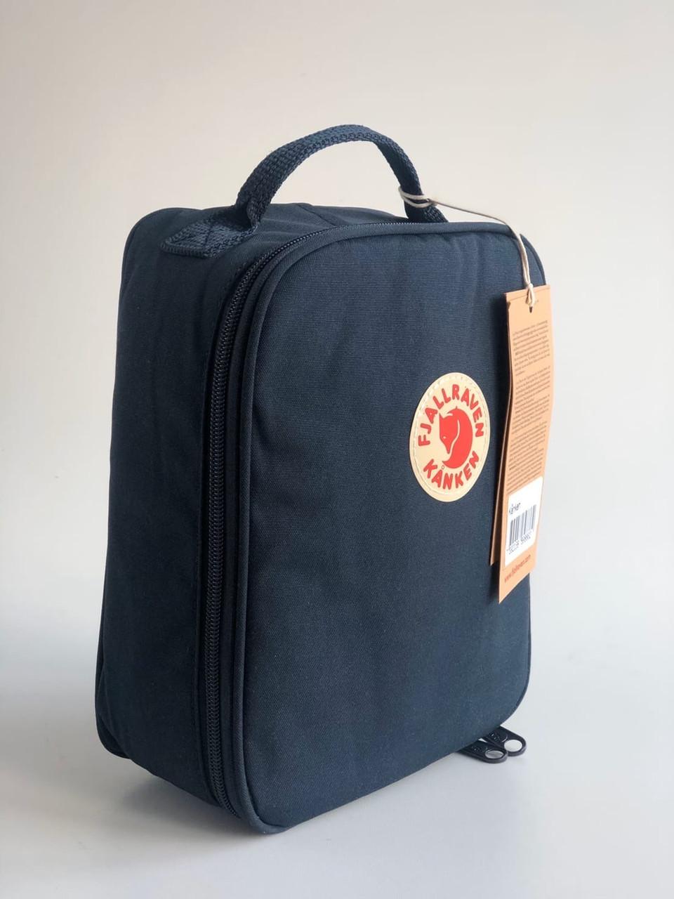 Термо сумка Fjällräven Kanken blue