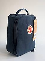 Термо сумка Fjällräven Kanken blue, фото 1