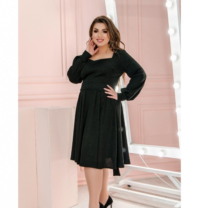 Платье Minova 1210-1-черный