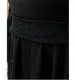 Платье Minova 1210-1-черный, фото 4